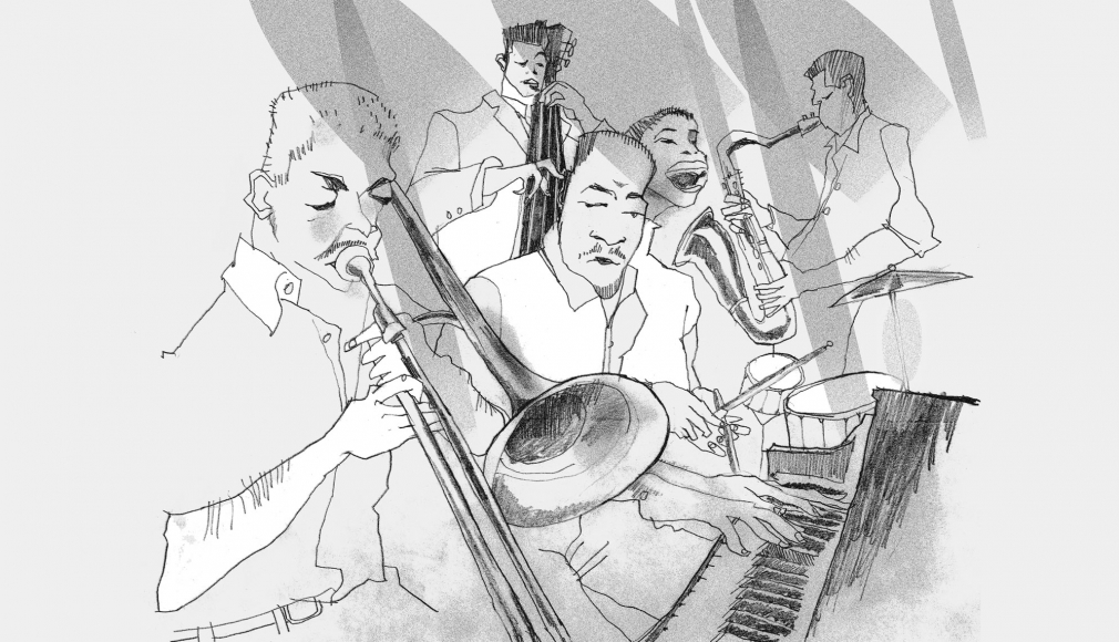 Bejazz Jam illustration