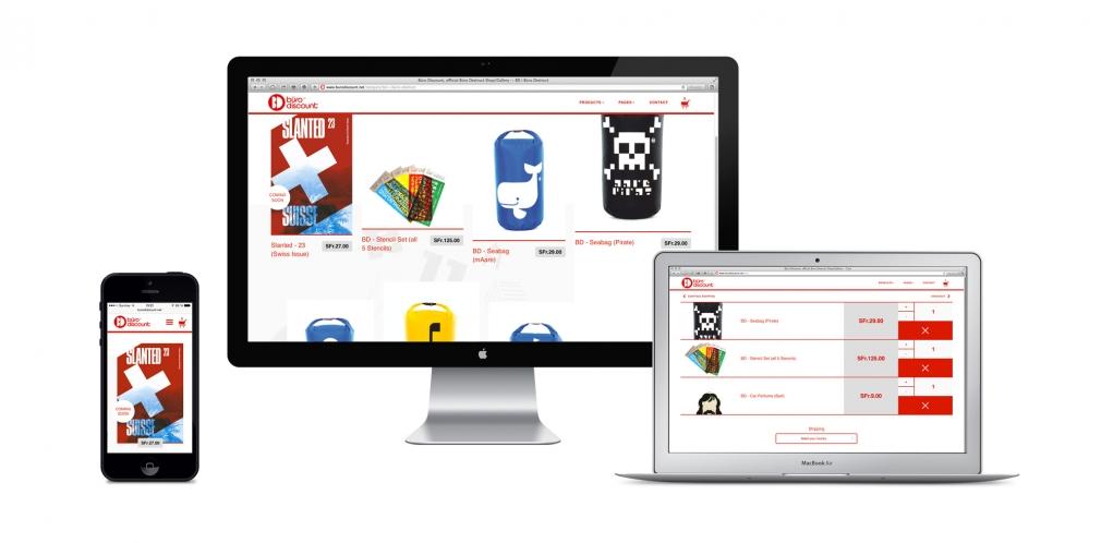 Büro Discount online shop