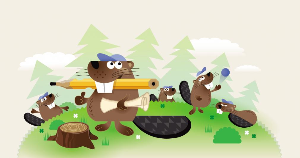 ClubDesk Beaver Forest