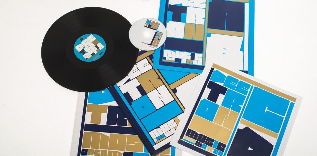 Deetron - Music Over Matters album
