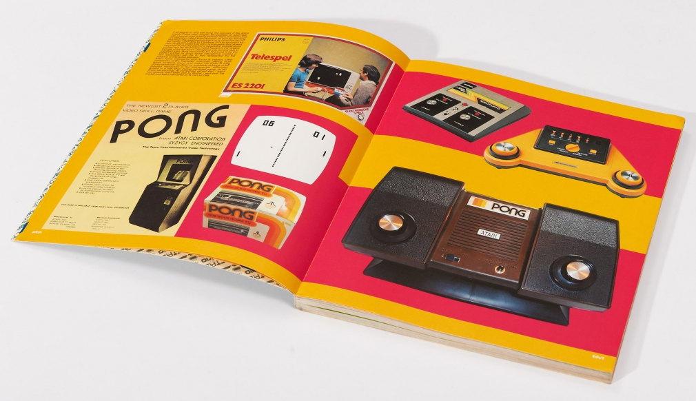 Electronic Plastic Book spread
