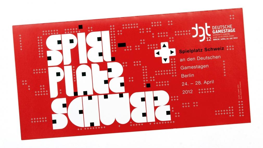 Spielplatz Schweiz flyer