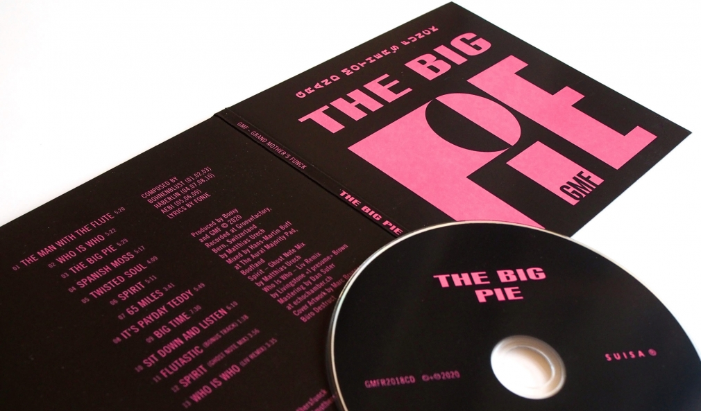 GMF The Big Pie digicase