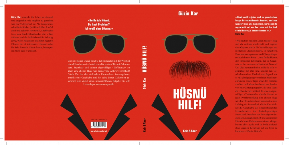 Hünsü Hilf! Book cover