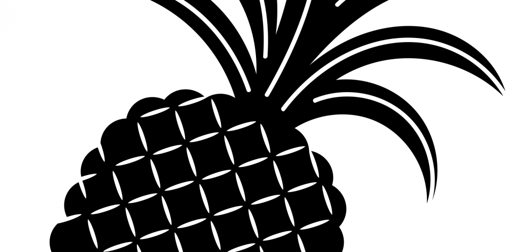 Kitchener pineapple pattern