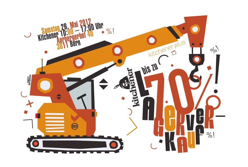 Kitchener Lagerverkauf illustration