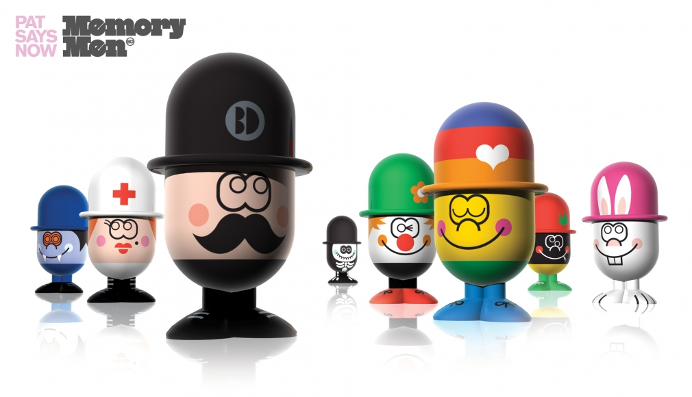 Memory Men USB sticks