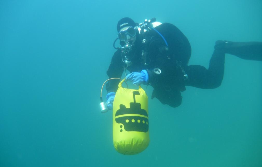 Seabag Collection 2014 Submarine