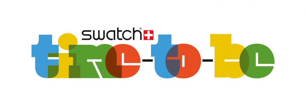 Swatch time-to-be logotype