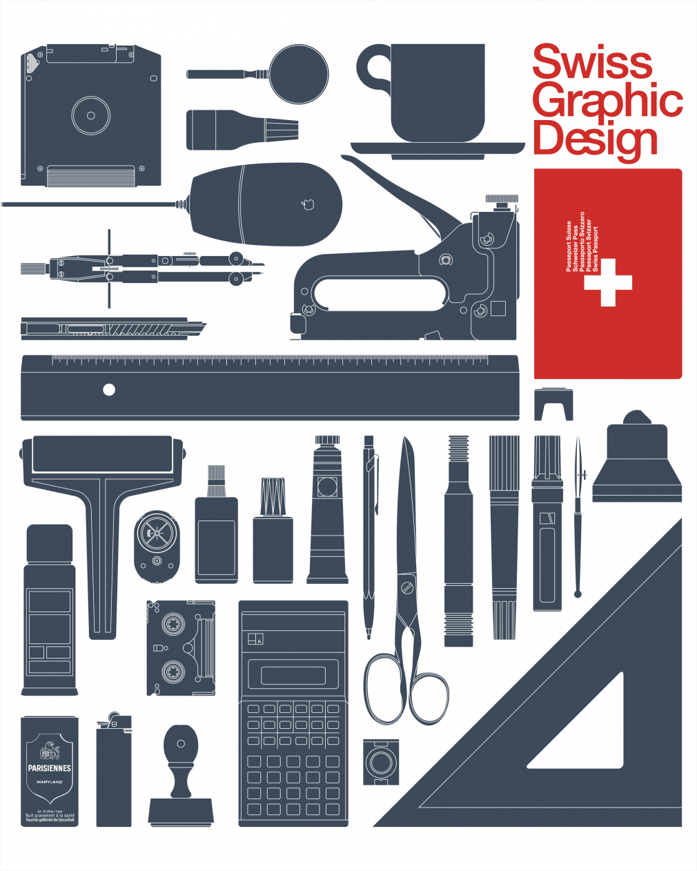 Swiss Graphic Design book cover
