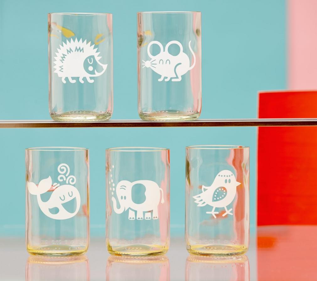 Terra Vecchia Animal Character Glasses